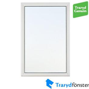 Trarydfönster Fast Karm Genuin 3-Glas Trä 14x21